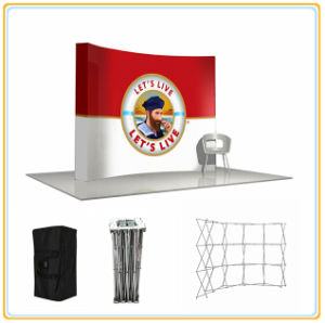 3X3 Standard Booth Background Rack Pop up Stand pictures & photos