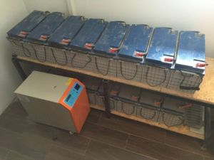 2kw DC to AC Pure Sine Wave Inverter pictures & photos