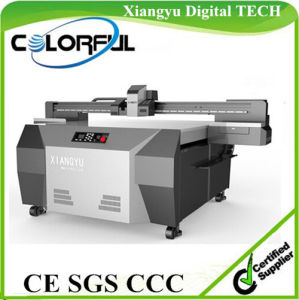 Upgrade Dgt UV Flatbed Printer A1 Size 6 Colors LED Printer Machine