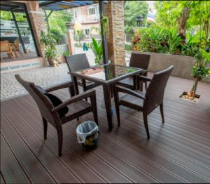 Grinwood WPC Decking WPC Products pictures & photos