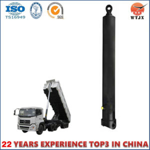 5 Stage Hyva Type Hydraulic Cylinder pictures & photos