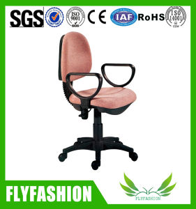 Middle Back Ergonomic Office Fabric Swivel Chair pictures & photos