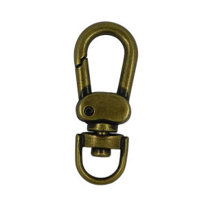 New Style Custom Eco-Friendly Zinc Alloy Snap Hook for Handbags pictures & photos