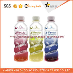 Newest Paper/ PVC Beverage Bottle Sticker Fruit Juice Bottle Sticker pictures & photos