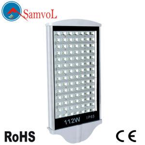 112W IP65 LED Street Lighting with High Brightness