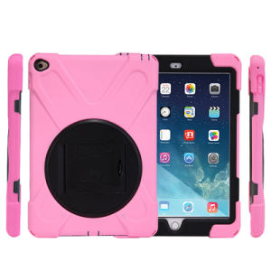 Armor Kidsproof Tablet Case with Holder for iPad Air 2 pictures & photos