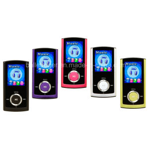 Metallic 1.8 Inch MP4 Player pictures & photos