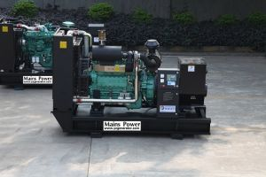 330kVA 264kw Standby Power Yuchai Diesel Generator Set pictures & photos