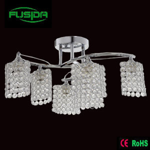 6 Lights Crystal Chandelier Ceiling Light Lighting pictures & photos