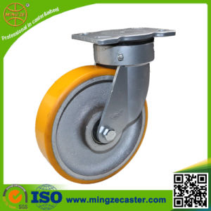 Heavy Duty Warehouse Case Swivel Caster pictures & photos