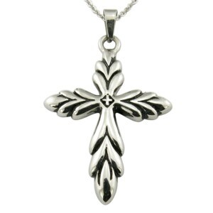 Best Seller Casting Cross Gemstone Pendants pictures & photos
