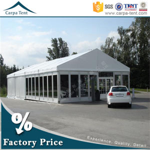 Glass Wall Waterproof Fabric Roof Outdoor Event Tents with Romantic Decorations pictures & photos