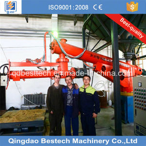 Movable Arm Resin Sand Mxiering Equipment pictures & photos