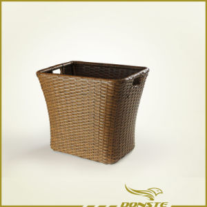 Square Rattan Basket for Hotel