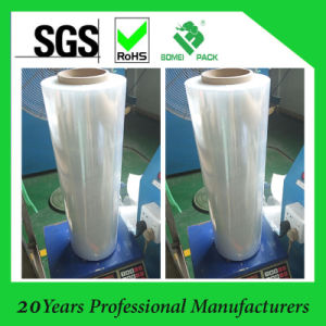 Fre Sample 20/23/25/30/35/40 Micron LLDPE Pallet Warp Film Stretch pictures & photos