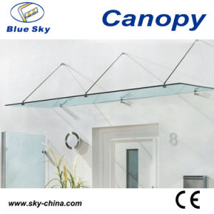 Aluminum and Polycarbonate Window Awning Canopy (B900) pictures & photos