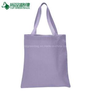 Reusable Cute 100% Organic Cotton Canvas Shopping Tote Bags Handbags pictures & photos