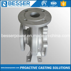 301/302/303/304/310/316 Stainless Steel Lost Wax Investment Precision Pump Casting pictures & photos
