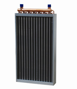 Hot Water to Air Heat Changer for Heating Machine pictures & photos