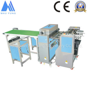 Double Side Hot Gluing Machine for Photo Books (MF-DGM500)