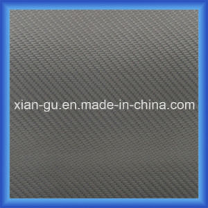 Twill TPU Carbon Fiber Matte Leather pictures & photos