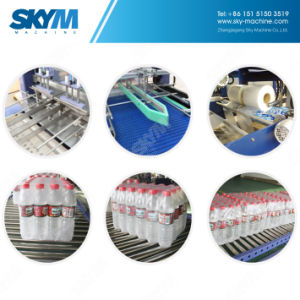 Full Automatic Bottle Wrapping Machine pictures & photos