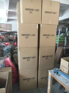 Hot Selling Supplier Lithium Battery LED Emergency Light pictures & photos