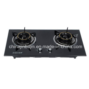 2 Burners 730 Tempered Glass Top Built-in Hob/Gas Hob pictures & photos