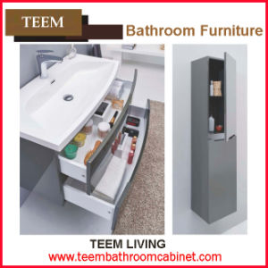 Wooden Bathroom Cabinet, Toilet Space Saver Bathroom Vanity Cabinets pictures & photos