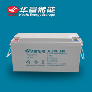 12V 140ah Ev/Car Use Lead Acid Battery pictures & photos