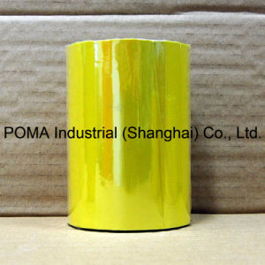 Thermal Transfer Ribbon/ Wax Ribbon/ Ur116 Yellow Printing Ribbon/ Labeling Ribbon/Wax Ribbon