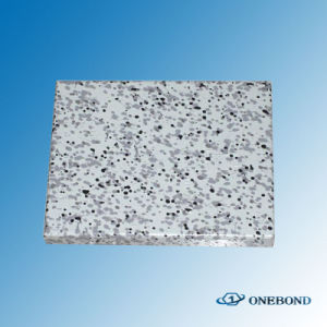 Stone Grain Aluminum Single Panel for Curtain Wall pictures & photos