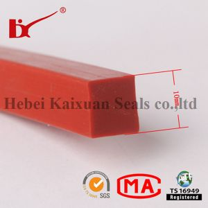Wholesale Heat Resistant Silicone Rubber Seal Strips pictures & photos