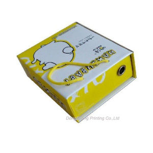 Lovely Design of Baby Shoes Paper Packing Boxes pictures & photos