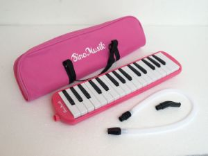 32 Key Pink Colour Piano Style Melodica Chords pictures & photos