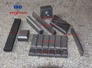 700bhn Laminated Wear Resistant Materials High Chrome Cast Iron Chock Bars pictures & photos