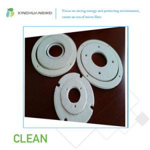 OEM Aluminium Silican Wool Board Ceramic Fiber Felt pictures & photos