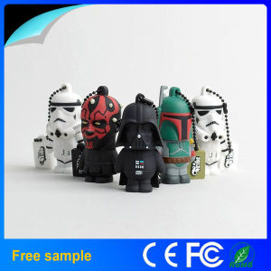 Wholesale Cartoon Star Wars Avengers USB Flash Drive 8GB pictures & photos