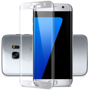 Full Cover Curved Tempered Glass Screen Protector for Samsungs6 S7 Edge pictures & photos