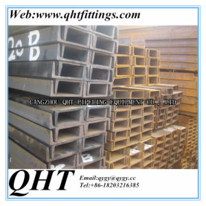 ASTM A36 Galvanized Structural Steel Section Steel Channel pictures & photos