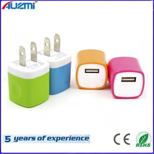 5V 1A Single USB Travel Charger for iPhone