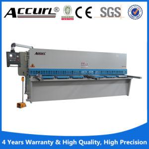 Hydraulic Cutting Machine QC12y-16*4000 E21 pictures & photos