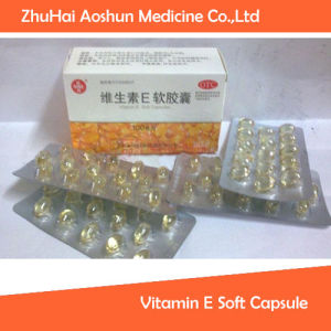 30 PCS Vitamin E Soft Capsule pictures & photos