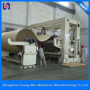 Kraft Liner Paper Making Machinery, Carton Box Paper Making Machinery pictures & photos