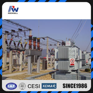 Turnkey Substation Project (TSP) pictures & photos