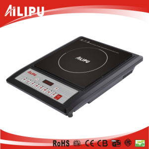 Hot Selling Simple Model with Low Price Single Portable Pushbutton Induction Cooker pictures & photos