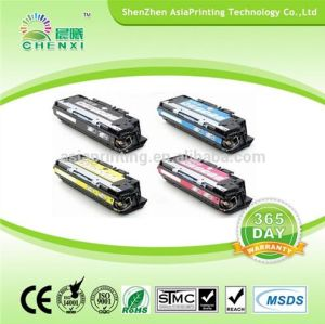 Color Toner Cartridge Q2670A Q2671A Q2672A Q2673A Premium Toner Cartridge for HP Printer pictures & photos