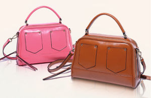 New Fashion Hight Quality Women Leather Handbag (052) pictures & photos