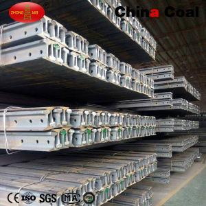 Standard 24kg Steel Railway Rail 55q Q235 Light Rail pictures & photos