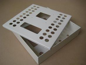 High Quality Sheet Metal Lamp Housing for LED Panel Light (GL032) pictures & photos
